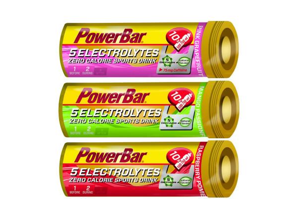 POWERBAR 5 ELECTROLYTES 10tabs