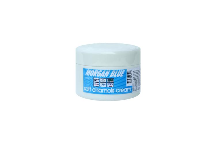 MORGAN BLUE SOFT CHAMOIS CREAM