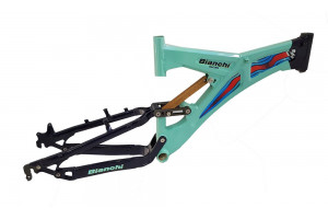 BIANCHI FULL SUSPENSION MTB Frame