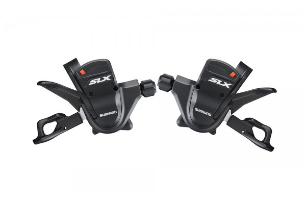 SHIMANO SLX SHIFT LEVER SL-M670 SET (2/3X10sp)