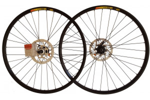 ΤΡΟΧΟΙ 26'' MAVIC + DISC SHIMANO