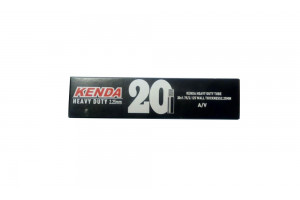 KENDA HEAVY DUTY 20X1.75/2.125 TUBE