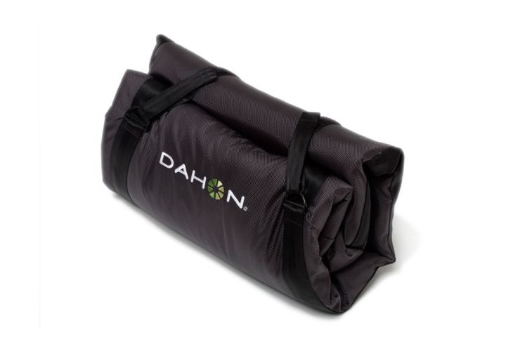 Folding Bike Accessories by DAHON: Carry Bag - YouTube