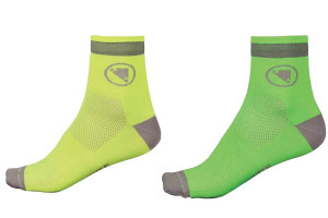 ENDURA LUMINITE 2-PACK SOCK