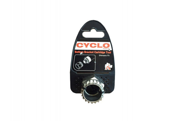 CYCLO TOOLS ΕΞΩΛΚΕΑΣ ΜΕΣΑΙΑΣ ΤΡΙΒΗΣ SHIMANO
