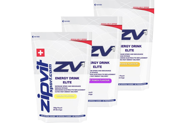 ZIPVIT ZV1 ENERGY DRINK ELITE