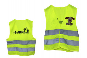 FIRST BIKE REFLECTIVE SAFETY VEST