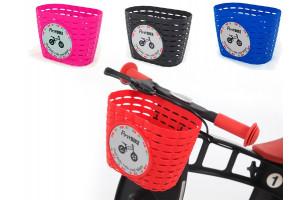 Kαλαθάκι για ποδήλατο ισορροπίας FirstBIKE